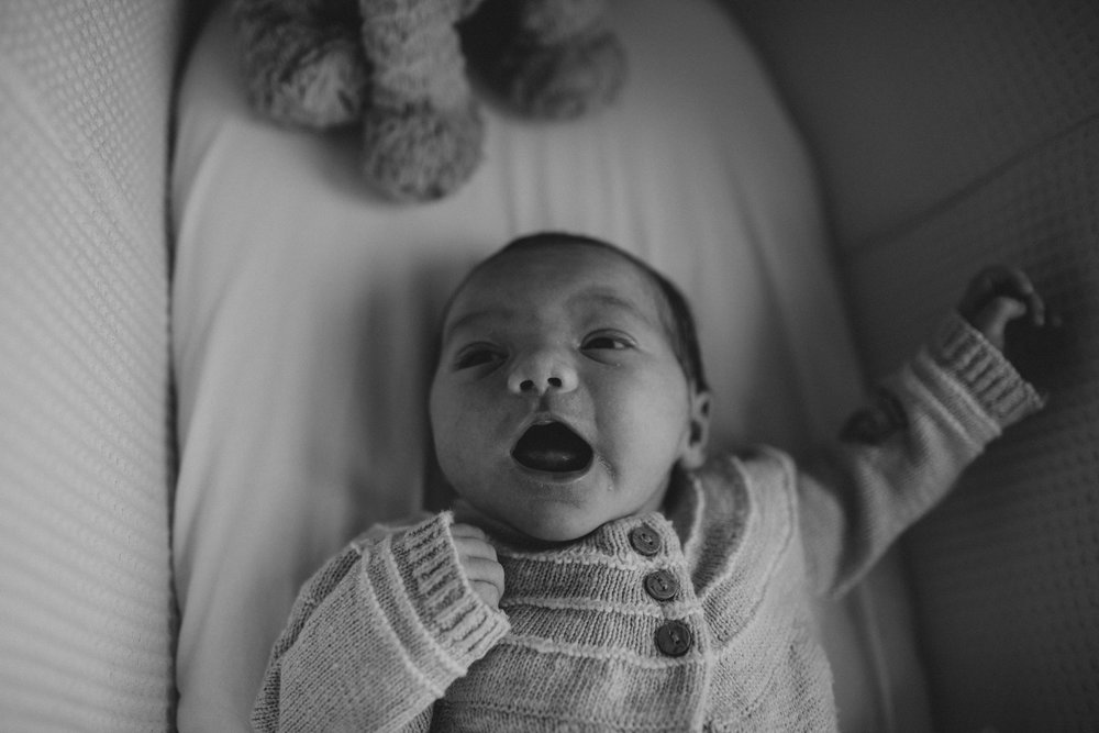 The Holden's Baby Shoot