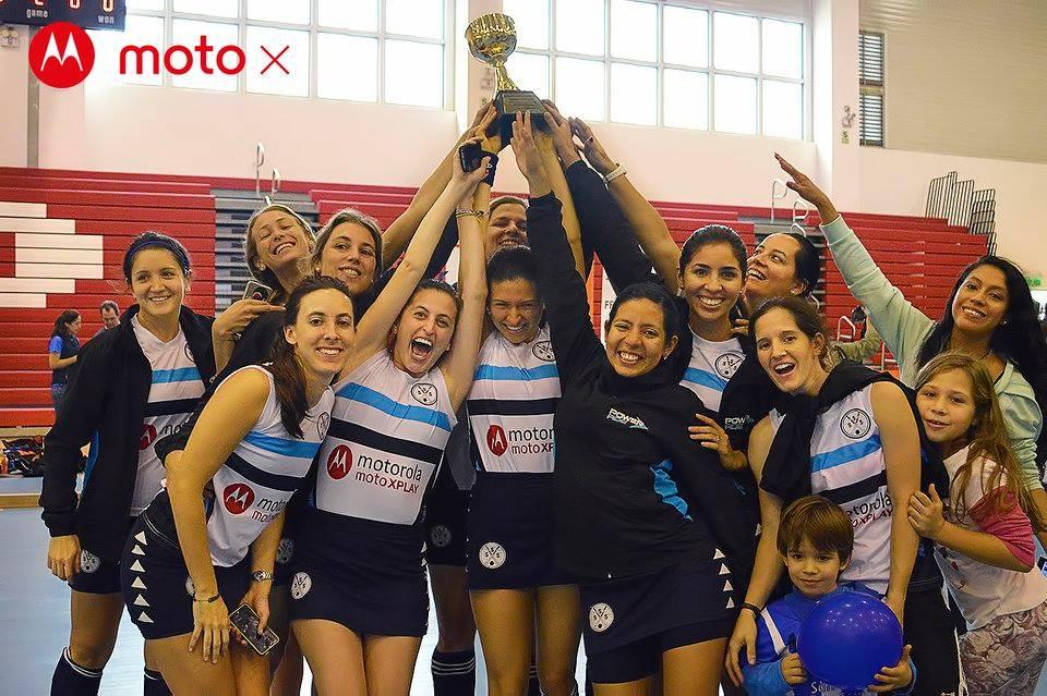 Primer puesto San Silvestre Sport indoor 2016