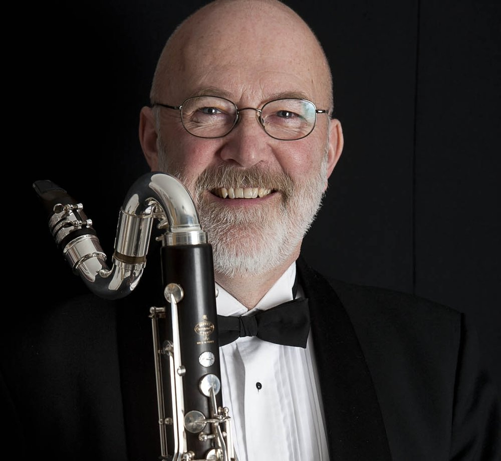 Stan Climie - Clarinet