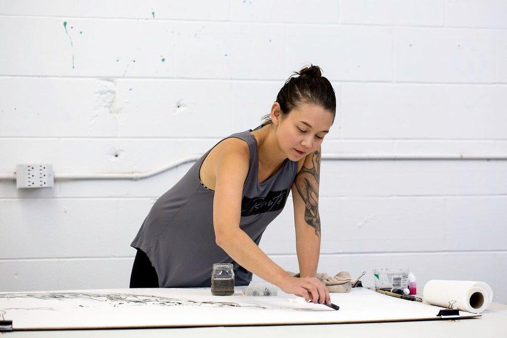 Artist - Sunita LeGallou