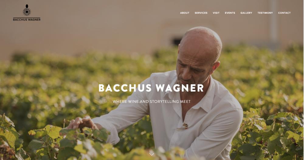 Bacchus wagner -