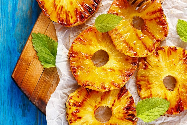 http://www.kitchme.com/recipes/honey-grilled-pineapple