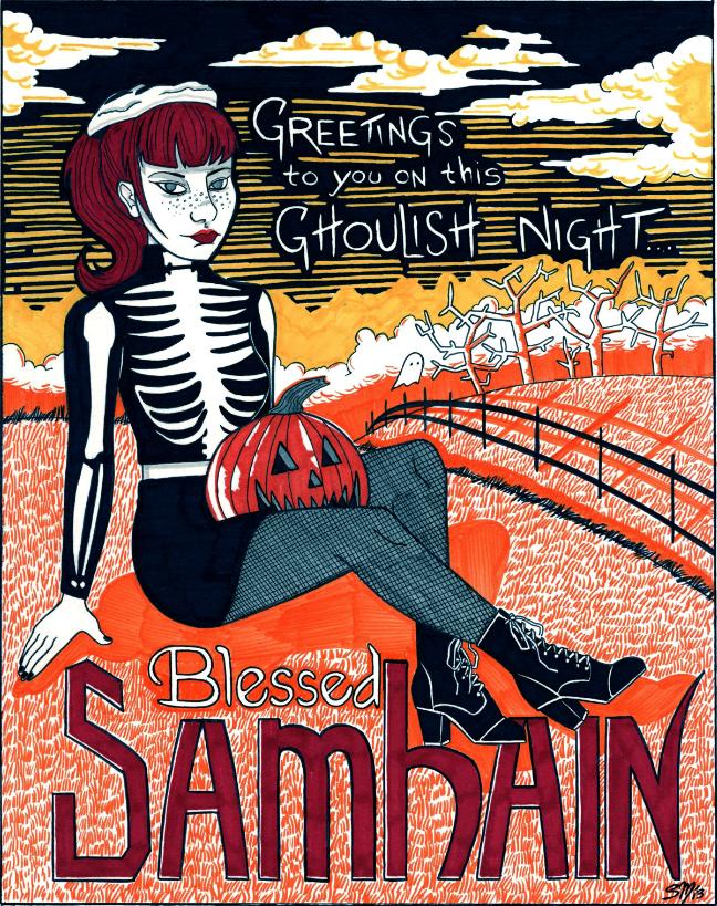 Halloween Card 2013