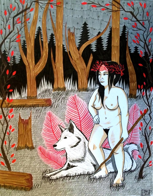"""""""Wolf Woman"""""""