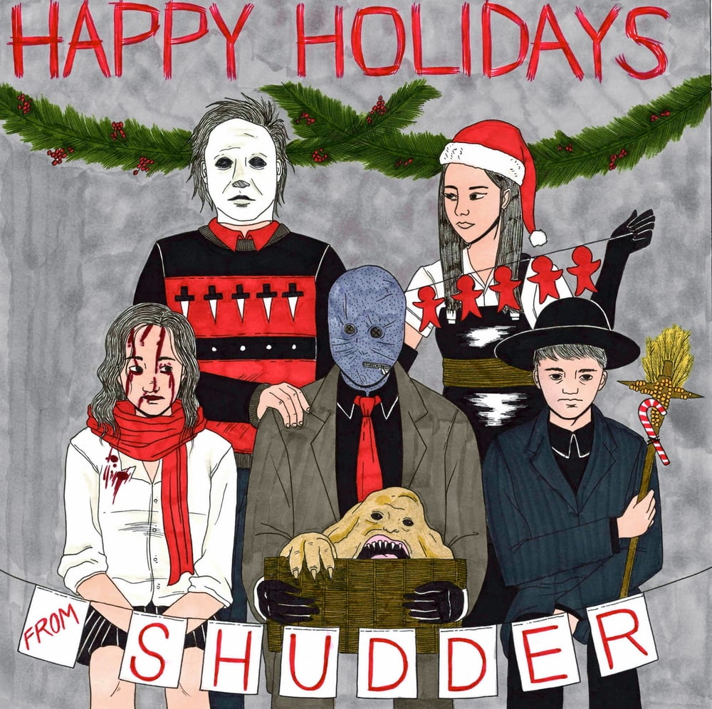 Shudder - Holiday Horrors 2