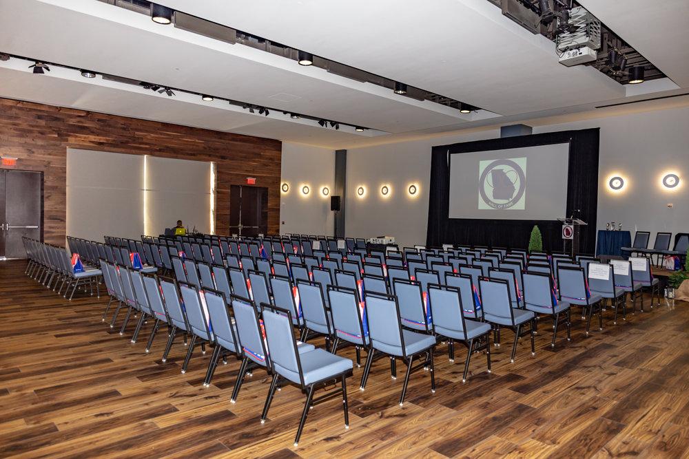 2018 HOF Award Room Pre-set.jpg