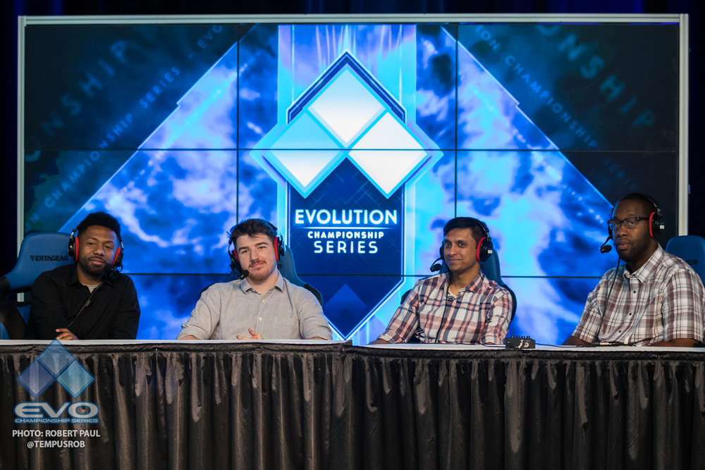 "EVO 2017 - ""The Jumpoff"" Desk"