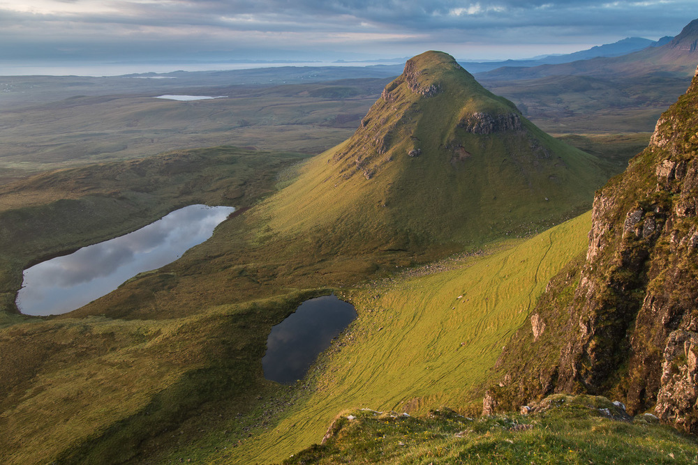 Cone of Cleat | The Trotternish Ridge at Dawn