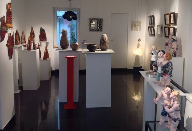 Exposition Créateurs en fête à Minyom Art 12-25 dec 2015