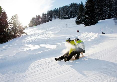 Non-skier Activities Scrum Powder Week