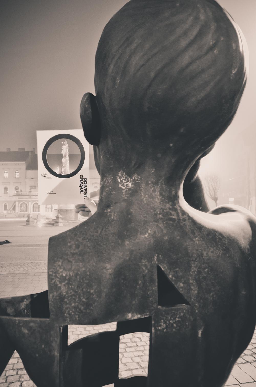 ASP48 / Norbert Ianko / mesaj: fragmente reîncadrate