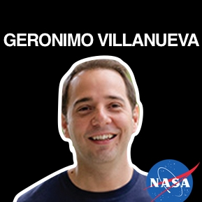 Geronimo Villanueva The Curiosity Rover-project has given us alot of previosly unknown information about Mars. On the 9. of March 2017 Geronimo Villanueva from NASA is going to talk about how this information influences how we look at the history of Mars, and what this has to say for the hability and the possibility of human exploration. Villanueva is a atrobiologist and works for NASA where he, among other things, was a part of the ExoMars 2016 project.