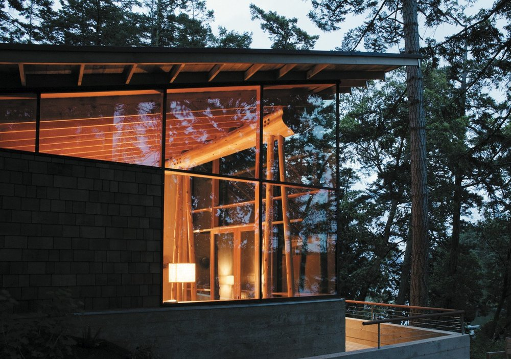 Harding long residence for Anderson architects