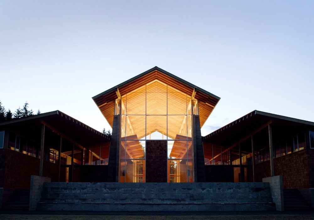 Harding grace episcopal church for Anderson architects