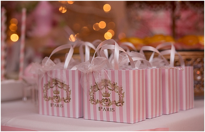 Parisian Baby Shower | South Florida Event Photographer