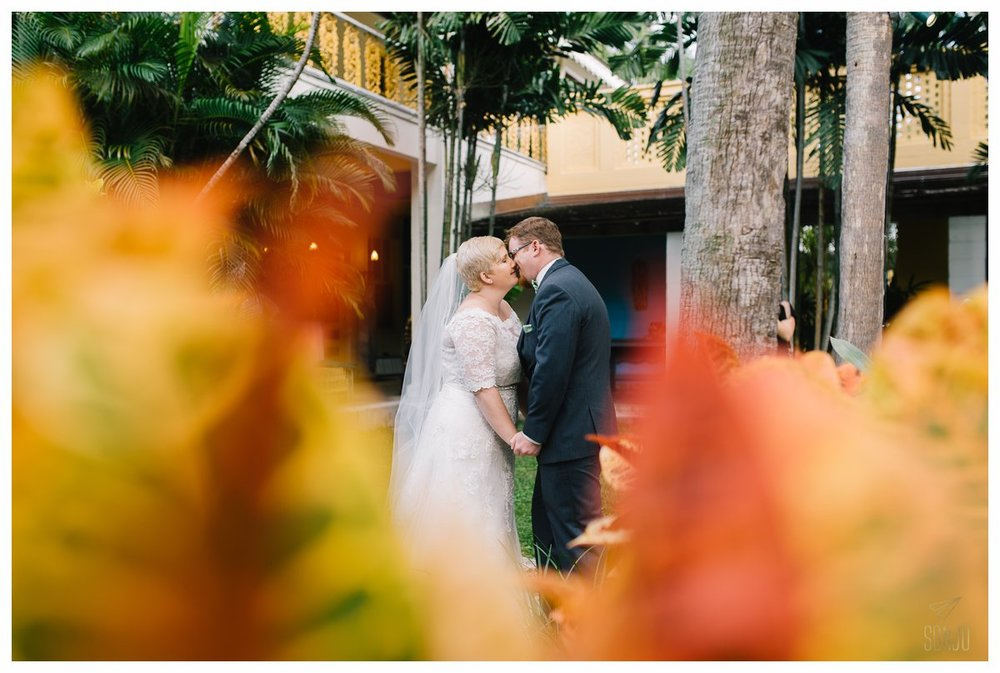 Bonnet House Fort Lauderdale Florida wedding photographer