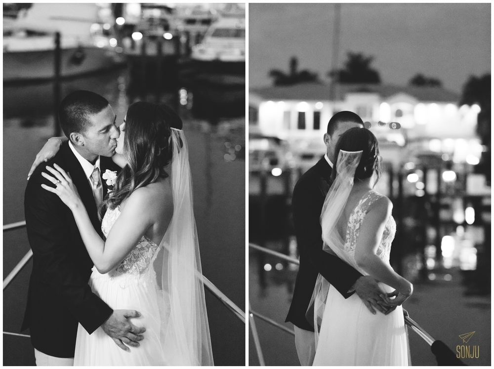 South Florida Nautical Wedding