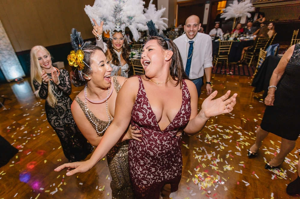 Bridesmaids at Signature Grand Florida wedding