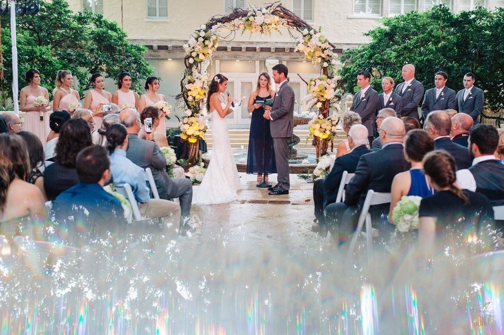 Documentary style wedding photography Boca Raton