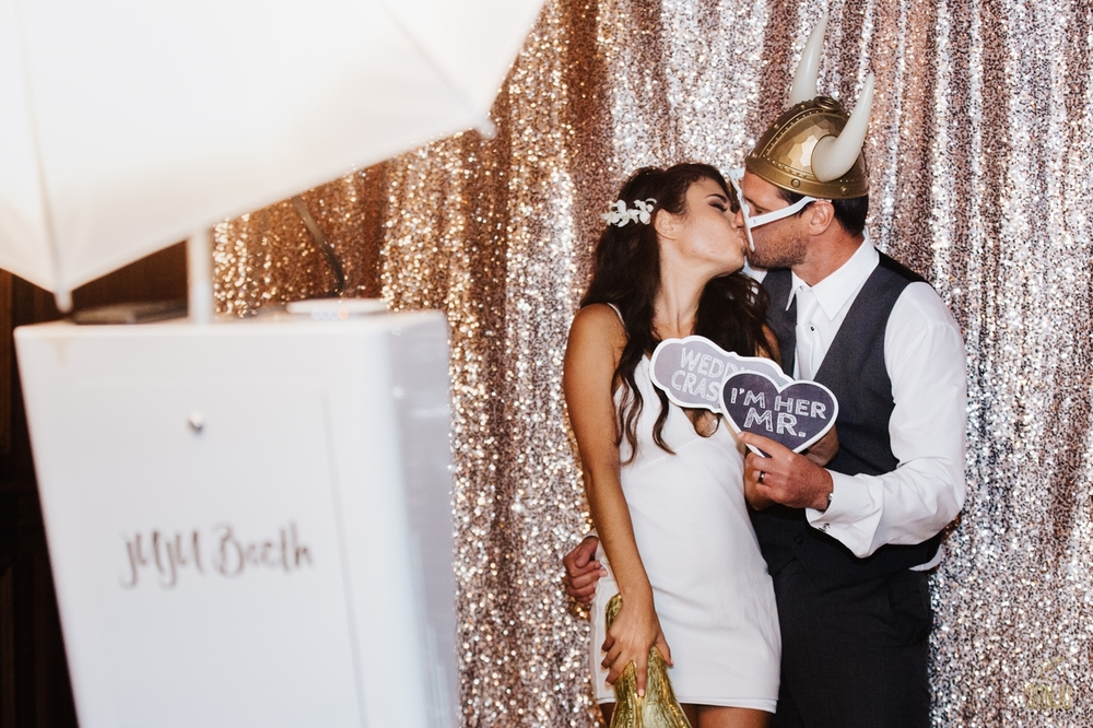 Boca Raton Wedding Photo Booth