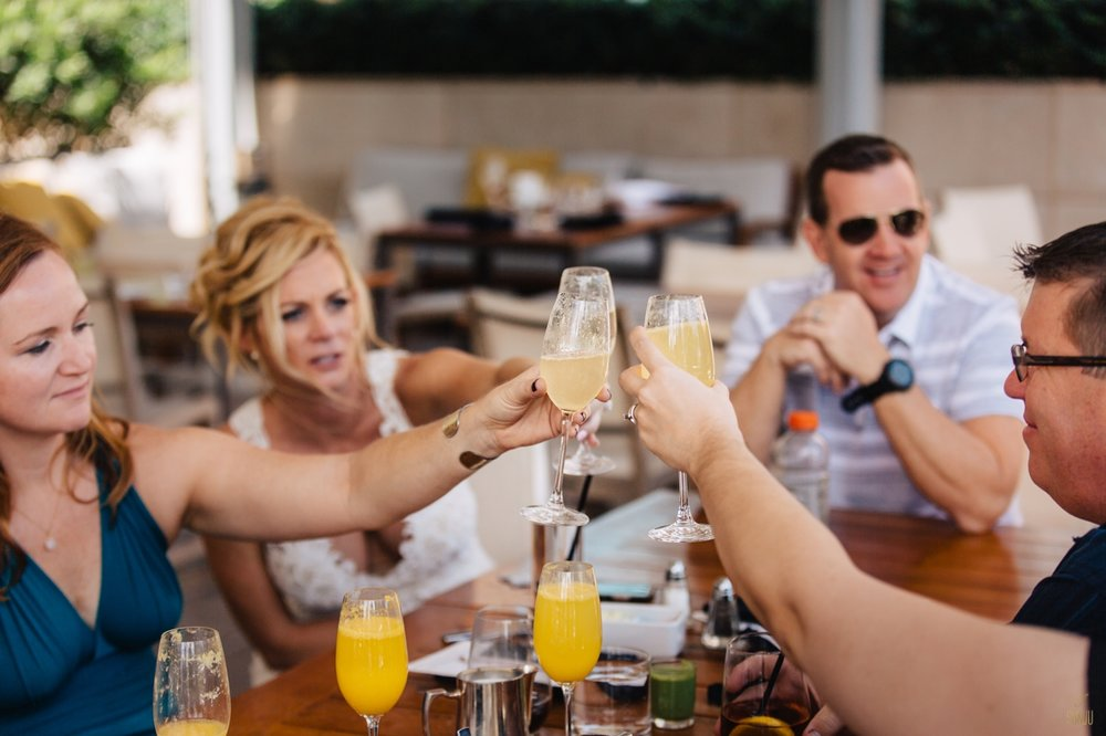Brunch wedding at Four Seasons Miami