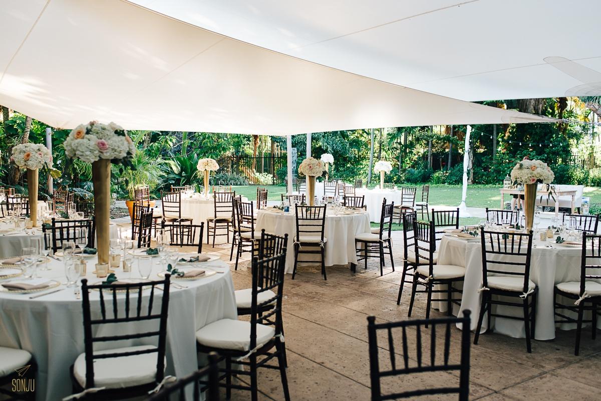 Maansi & Marcus | Miami Beach Botanical Gardens Wedding — Sonju ...