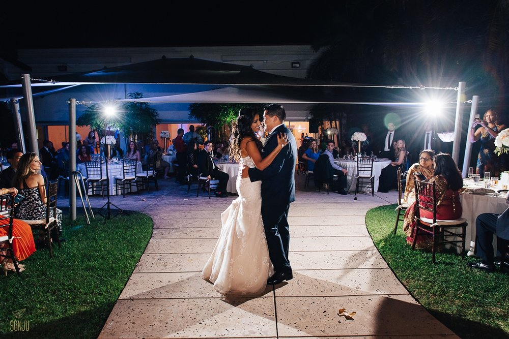 Marvelous Miami Beach Botanical Gardens Wedding Photographer Maansi Marcus
