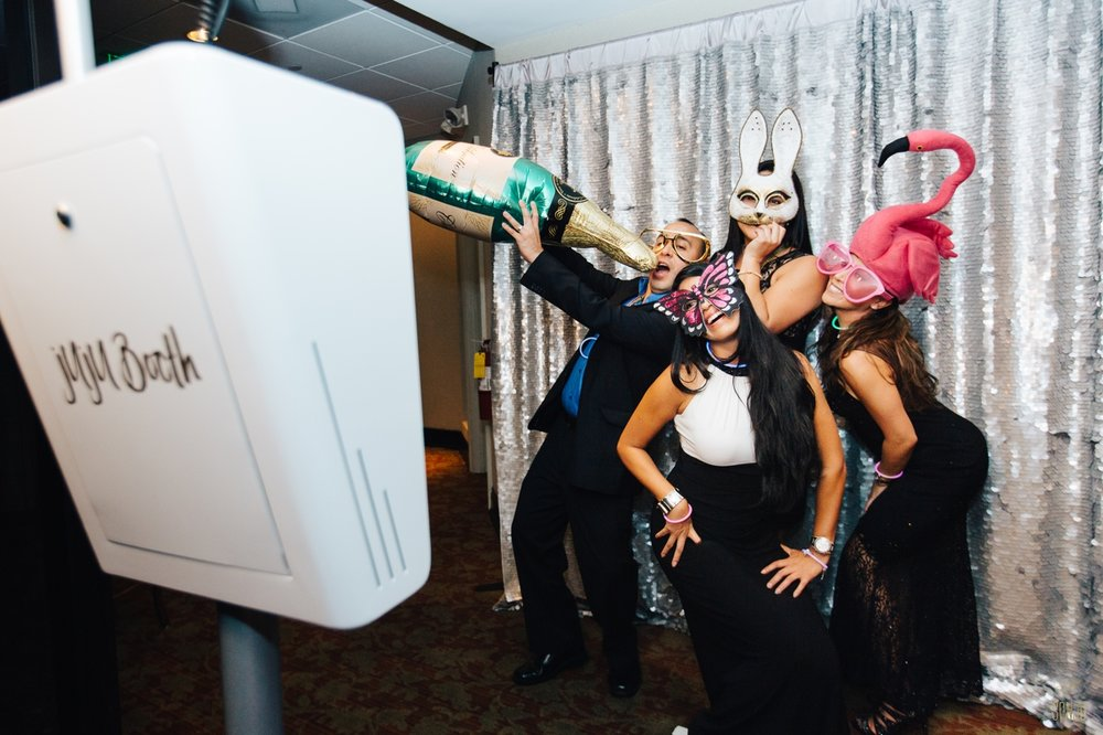 South Florida Photo Booth Juju Booth Wedding