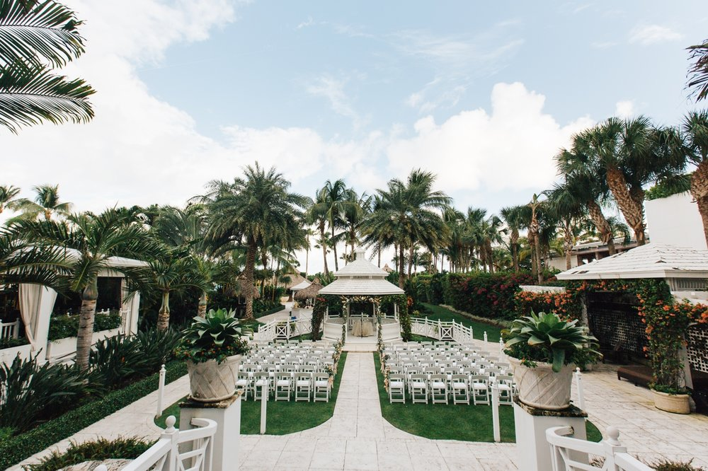 Palms Hotel & Spa Wedding