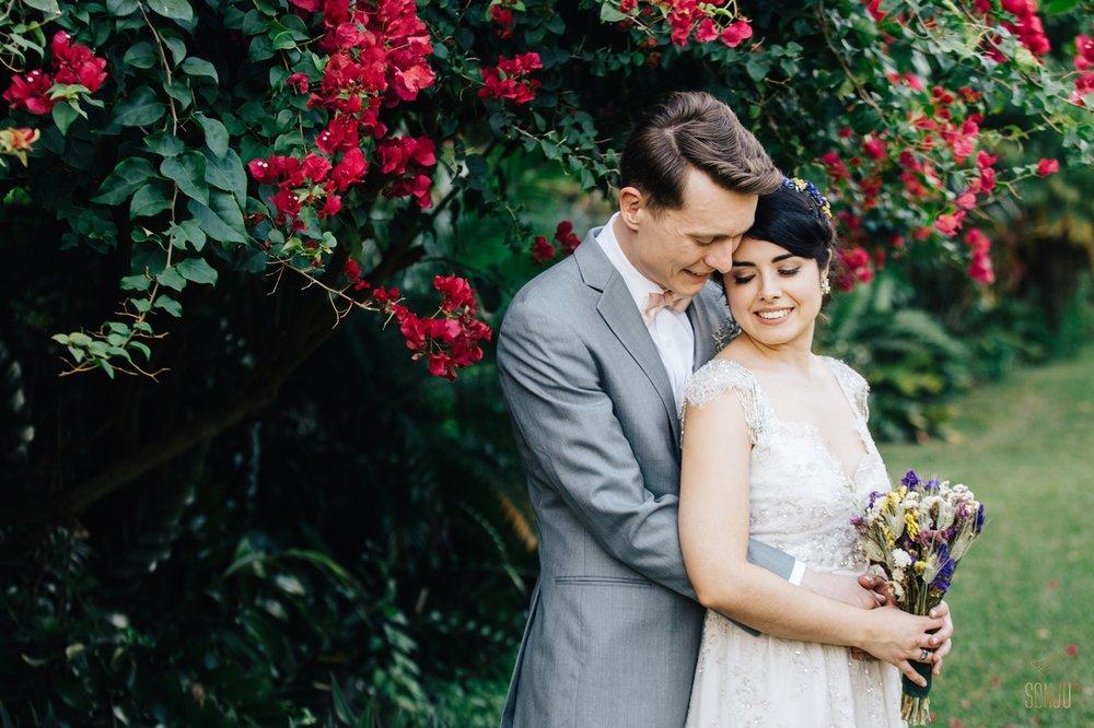 Miami intimate wedding photographer