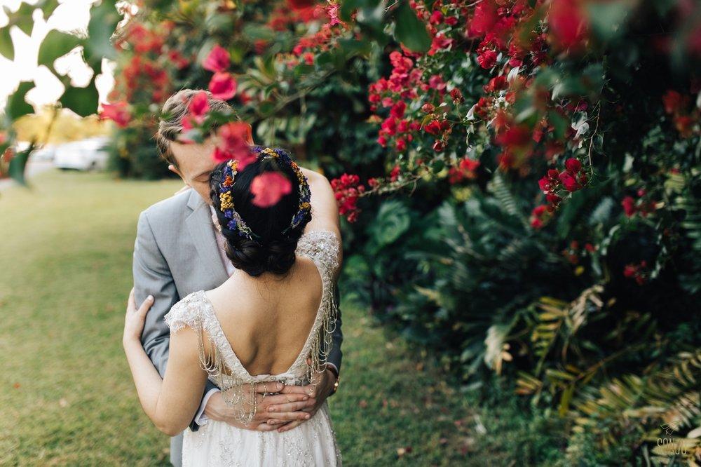 Backyard wedding photographer Miami