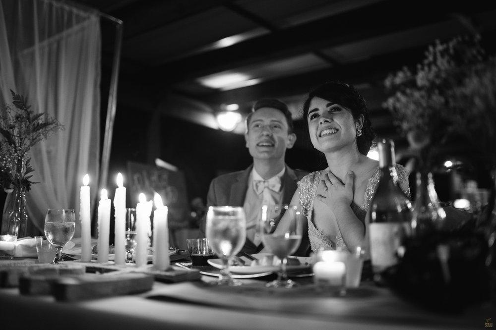 wedding reception slideshow