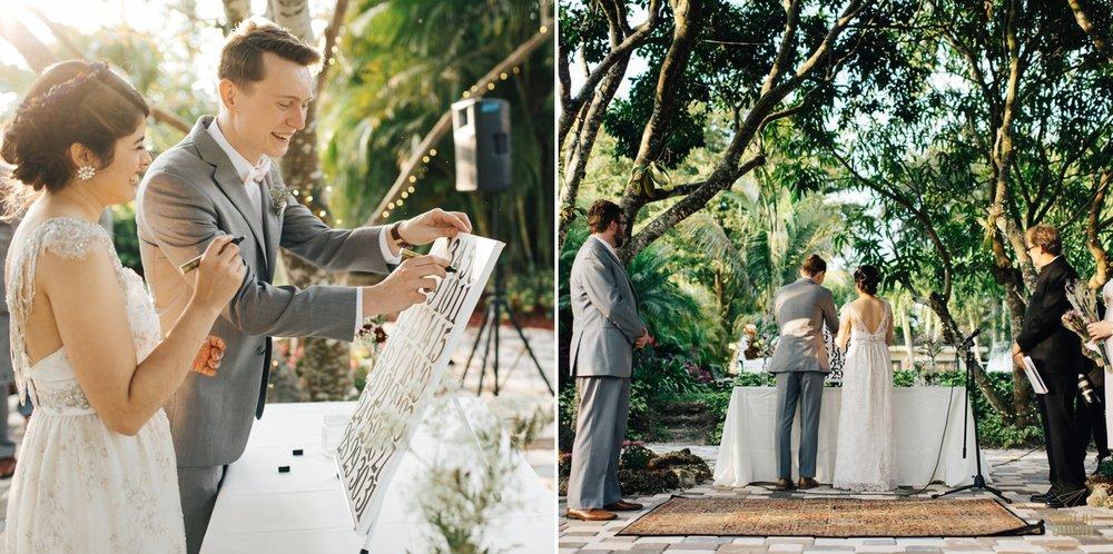 prime Numbers wedding ceremony