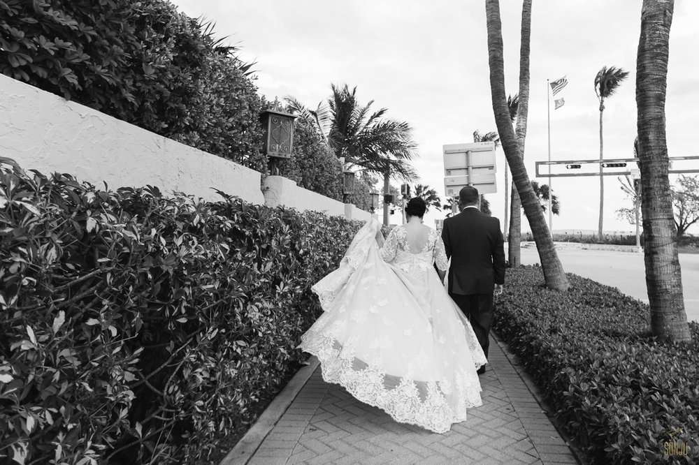 A1A wedding photos south florida