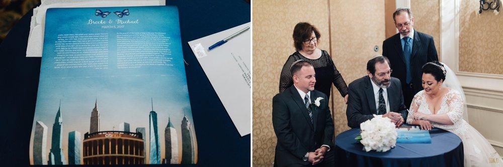 Jewish wedding in Delray Beach, Florida