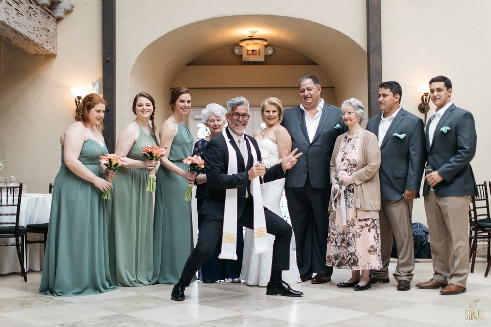 Wedding Photographer at the Addison in Boca Raton