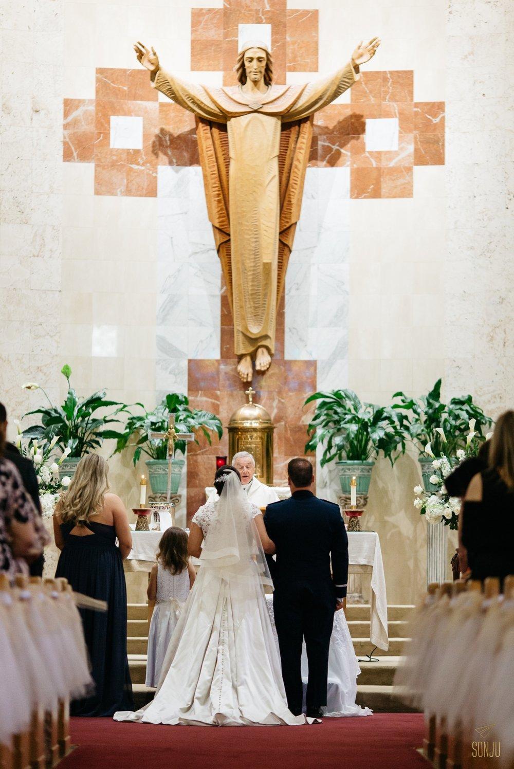Coral Gables Church Wedding Photographer