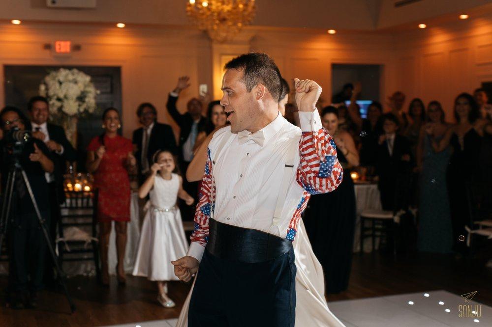 Wedding at Club of Knights Coral Gables