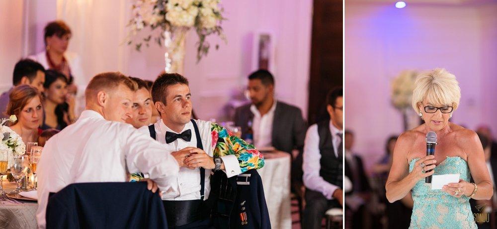 Club of Knights wedding photographer