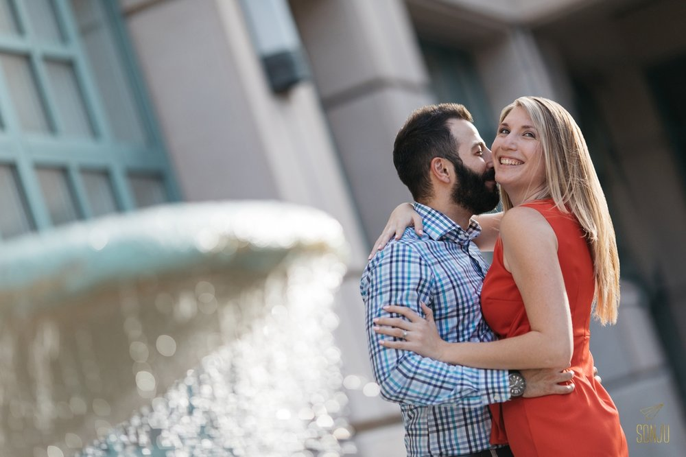 Fort Lauderdale wedding and engagement photographer