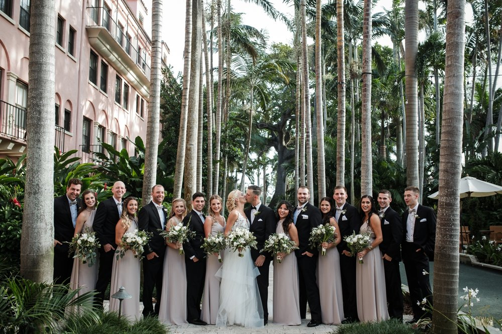 Boca Raton Resort and Club, a Waldorf Astoria Resort Wedding Photography