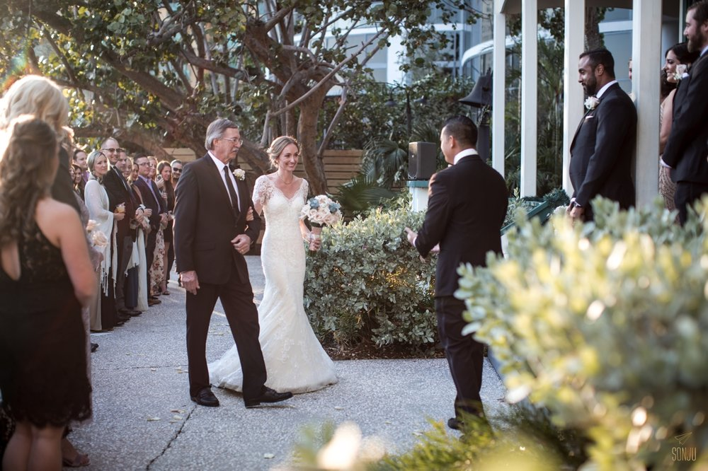 Florida wedding photography at the stranahan house
