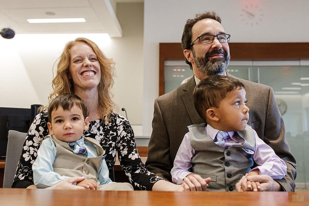 Broward County Adoption Photography
