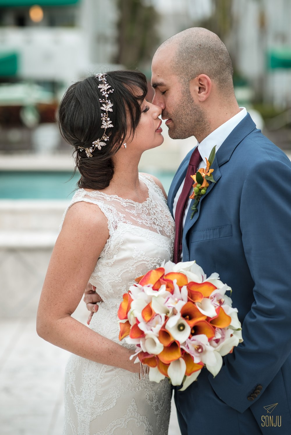 Miami Wedding Photographer - Kimpton Surfcomber Hotel