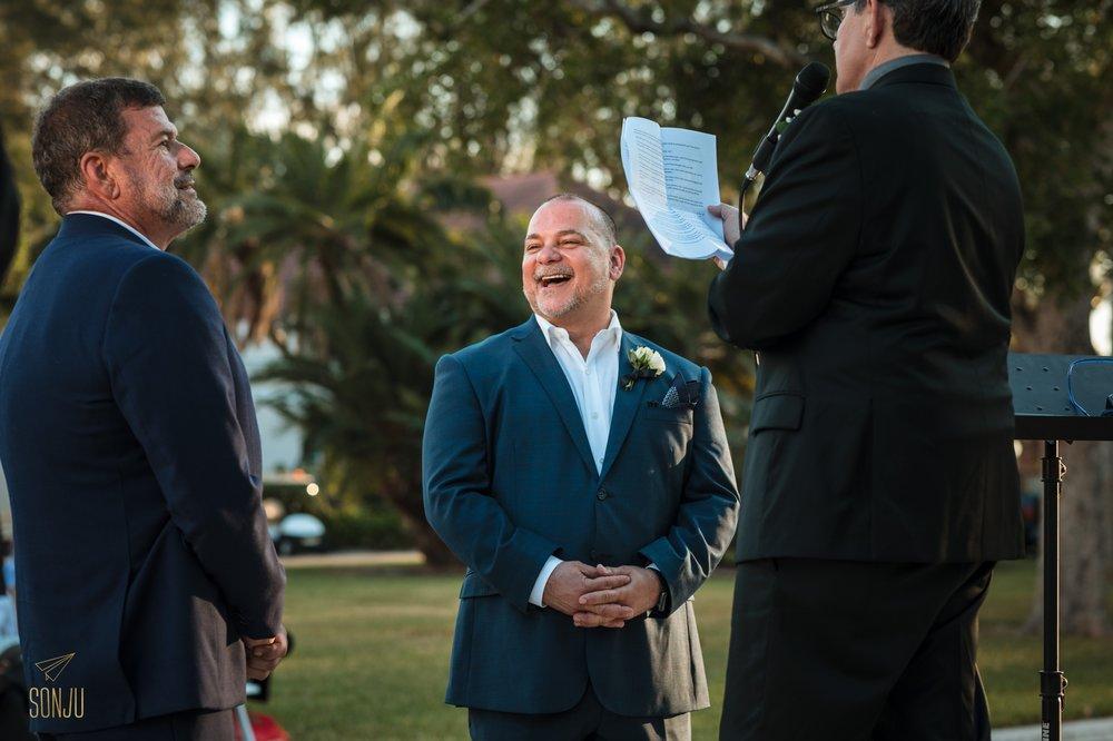 Hialeah Racing Park & Casino Wedding