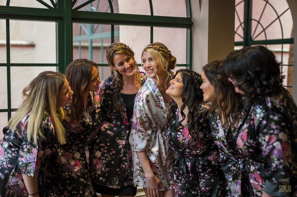 Bride-and-bridesmaids-Broken-Sound-Club-Boca-Raton