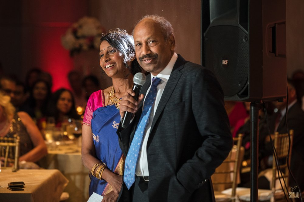 Hindu-engagement-party-parents-toasts