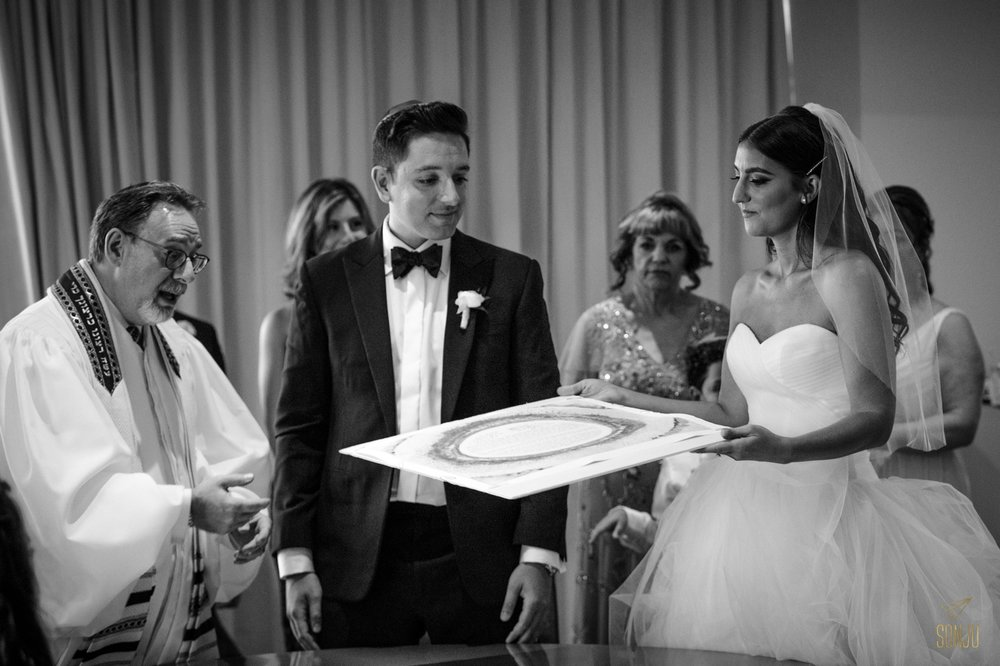 Ketubah-signing-W-Fort-Lauderdale-Wedding