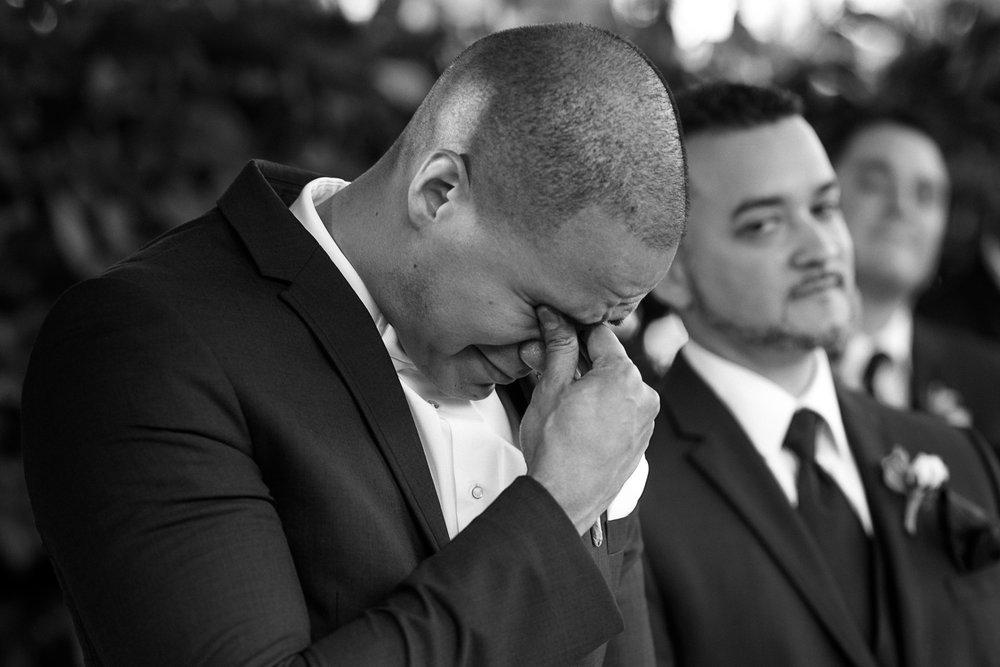 Miami-Wedding-Photographer-Coral-Gables-Venue-emotional-groom