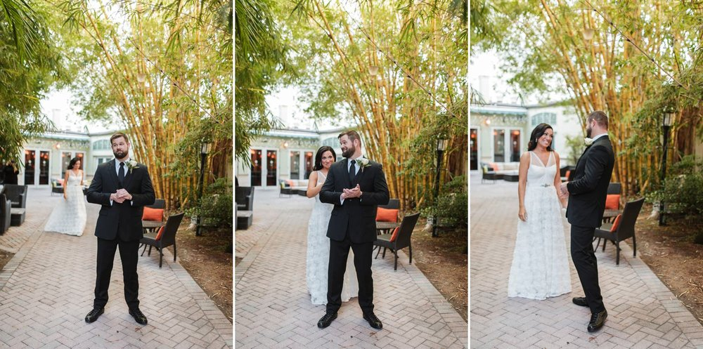First-Look-Riverside-Hotel-Fort-Lauderdale-Wedding-Photographer